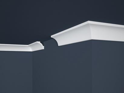 Stropní polystyrenová lišta Marbet Lux E-12