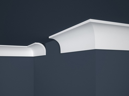 Stropní polystyrenová lišta Marbet Lux E-13