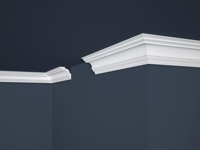 Stropní polystyrenová lišta Marbet Lux E-14