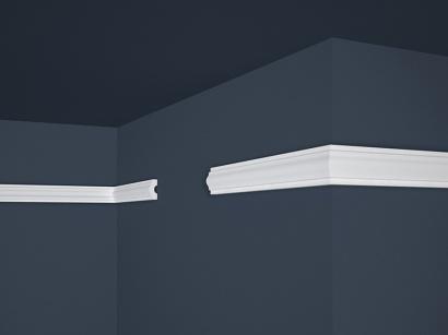 Nástěnná polystyrenová lišta Marbet Lux E-18