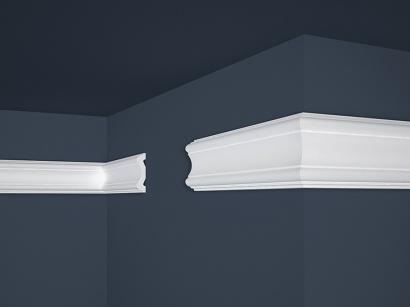 Nástěnná polystyrenová lišta Marbet Lux E-30