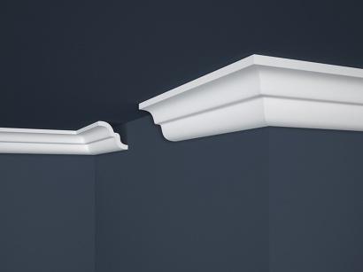 Stropní polystyrenová lišta Marbet Lux E-21