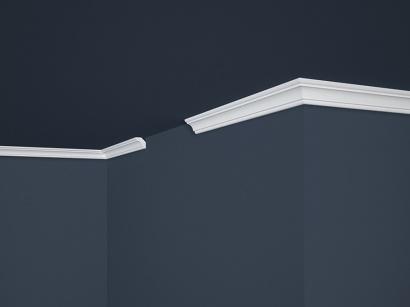 Stropní polystyrenová lišta Marbet Lux E-23