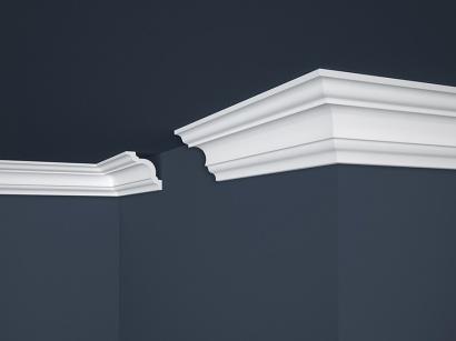 Stropní polystyrenová lišta Marbet Lux E-25