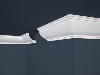 Stropní polystyrenová lišta Marbet Lux E-26