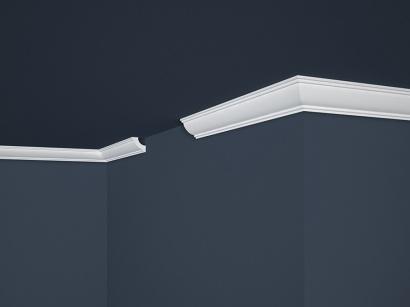 Stropní polystyrenová lišta Marbet Lux E-28
