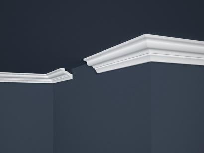 Stropní polystyrenová lišta Marbet Lux E-31
