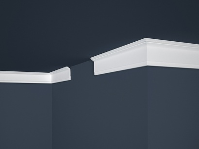 Stropní polystyrenová lišta Marbet Lux E-32
