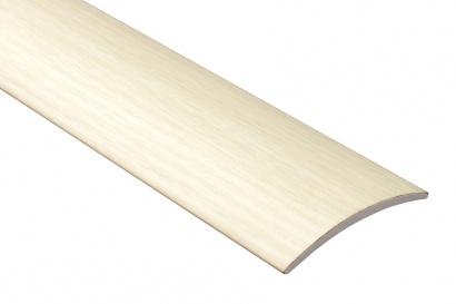 Přechodová lišta samolepící oblá Borovice bílá E35