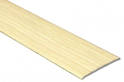 Přechodová lišta samolepící plochá Javor E25