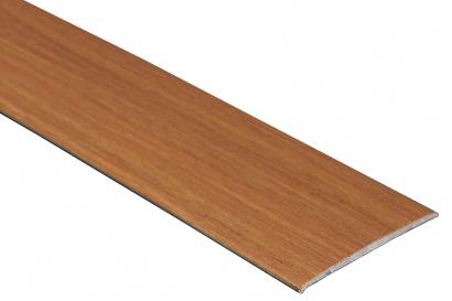 Přechodová lišta samolepící plochá Třešeň E22