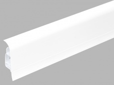 Podlahová lišta pro vedení kabelů LM60 Arbiton 34 Bílá
