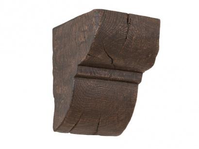 Konzole Dub tmavý 12 x 12 cm