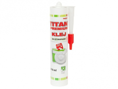 Lepidlo na polystyren TITAN Premium