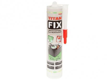 Montážní lepidlo TITAN Fix