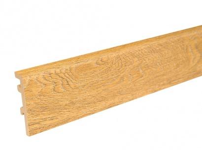 Podlahová lišta Arbiton Integra 60 Jasan Como 09