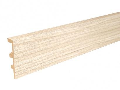 Podlahová lišta Arbiton Integra 80 Jasan Alasca 06