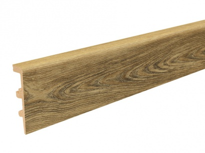 Podlahová lišta Arbiton Integra 80 Ořech tmavý 17