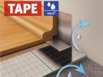 Dilatační samolepící páska AQUA+