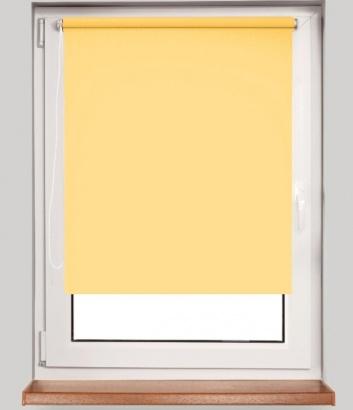 Zatemňující roleta Žlutá 10371 Dimout Mini