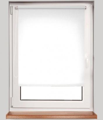 Látková roleta Bílá 4905 Carina Mini