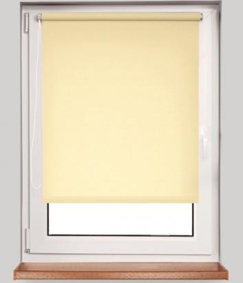 Látková roleta Žlutá 4932 Carina Mini
