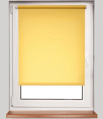 Látková roleta Žlutá 5723 Carina Mini