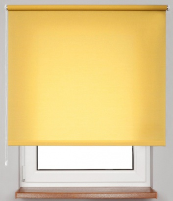 Látková roleta Žlutá 5723 Carina 32