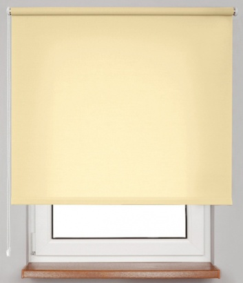 Látková roleta Žlutá 4932 Carina 45