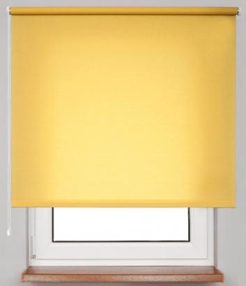 Látková roleta Žlutá 5723 Carina 45