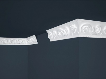 Stropní polystyrenová lišta Marbet Exclusive B51