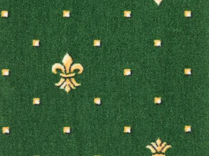 Hotelový koberec Bach 23 šíře 4m