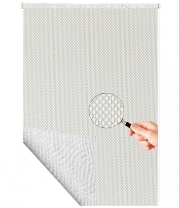 Screen roleta SheerWeave Style 2410 Oyster/Pearl Gray P14