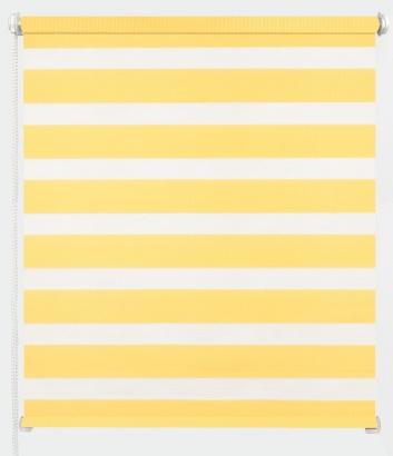 Roleta Den a Noc Piano 2 Classic Žlutá 1203 na míru