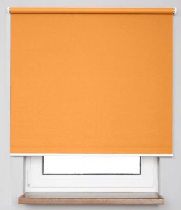 Pružinová zatemňující roleta Pomeranč 7931 Blackout NJ 32 Smartroll