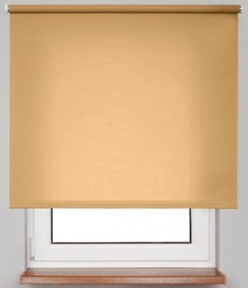 Pružinová transparentní roleta Hnědá 4984 Carina 24 Smartroll