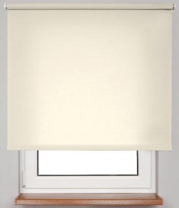 Pružinová transparentní roleta Béžová 4996 Carina 24 Smartroll
