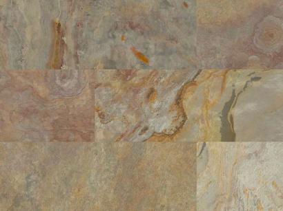 Kamenná plovoucí podlaha Realstone Blanco