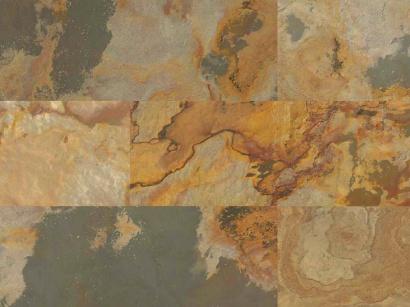 Kamenná plovoucí podlaha Realstone Falling Leaves