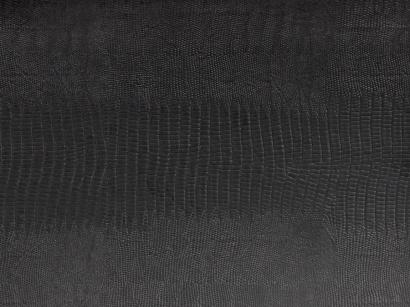 Kožená plovoucí podlaha Ledo Boa Black