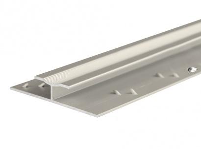 Spojovací kobercový profil 20 mm Inox E07