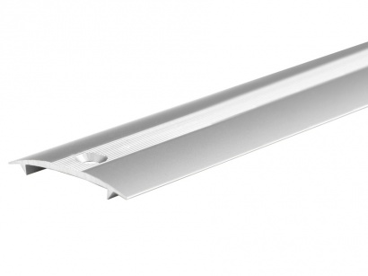 Spojovací kobercový profil 36 mm Stříbrný E01
