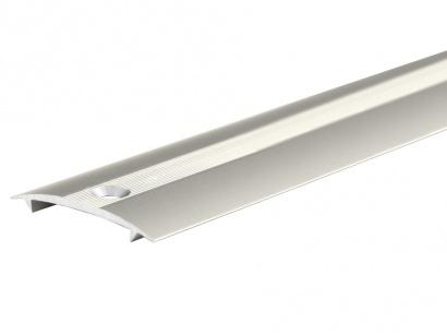 Spojovací kobercový profil 36 mm Inox E07