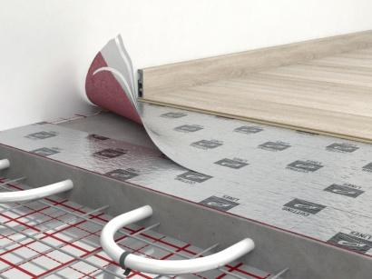 Podložka pod podlahy Optima Thermo Aquastop
