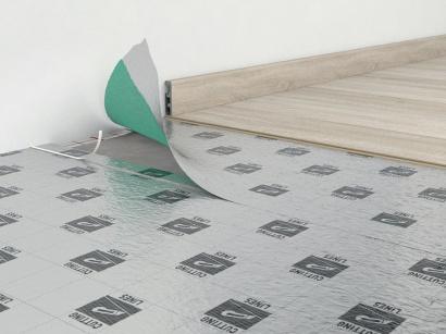 Podložka s parozábranou Secura Aquastop 2 mm
