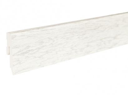 Soklová lišta Arbiton Fado 25 Snow Oak