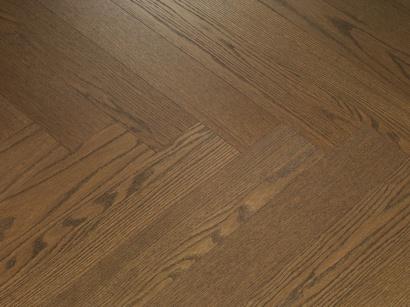 Dýhovaná podlaha Par-Ky Twist Antique Oak Premium levý