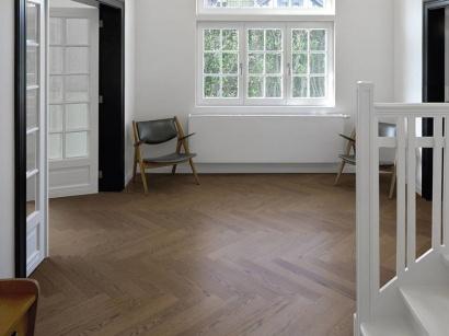 Dýhovaná podlaha Par-Ky Twist Antique Oak Premium pravý