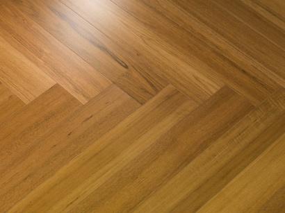 Dýhovaná podlaha Par-Ky Twist Teak levý