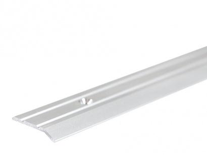 Ukončovací lišta šroubovací Stříbrná E01